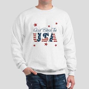 God Bless The U.S.A. Sweatshirt