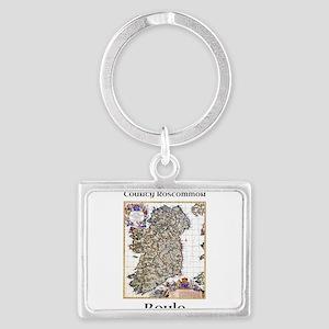 Boyle Co Roscommon Ireland Keychains