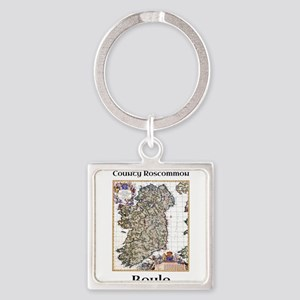 Boyle Co Roscommon Ireland Keychains