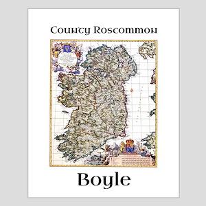 Boyle Co Roscommon Ireland Posters