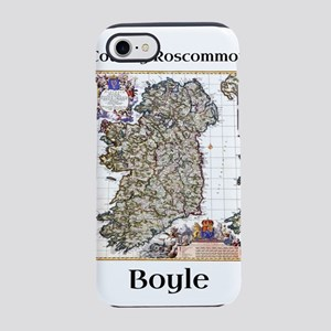 Boyle Co Roscommon Ireland iPhone 8/7 Tough Case