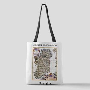 Boyle Co Roscommon Ireland Polyester Tote Bag