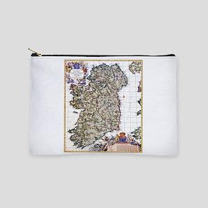 Boyle Co Roscommon Ireland Makeup Bag