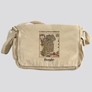 Boyle Co Roscommon Ireland Messenger Bag