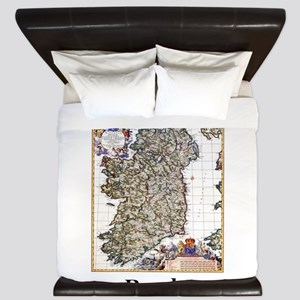 Boyle Co Roscommon Ireland King Duvet