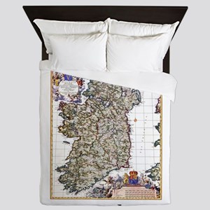 Boyle Co Roscommon Ireland Queen Duvet