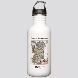 Boyle Co Roscommon Ireland Water Bottle