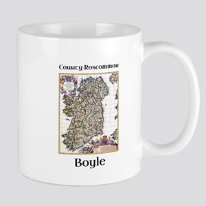 Boyle Co Roscommon Ireland Mugs