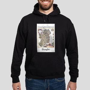 Boyle Co Roscommon Ireland Sweatshirt