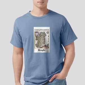 Boyle Co Roscommon Ireland T-Shirt