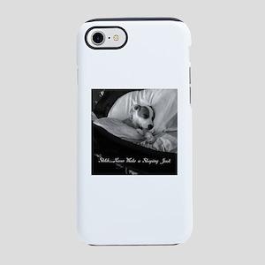 Shhh..Never Wake a Sleeping iPhone 8/7 Tough Case