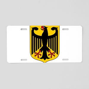 Bundesadler - Bundeswappen Aluminum License Plate