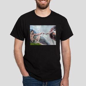 Creation / Schnauzer (#8) Dark T-Shirt