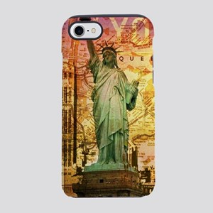 New York Statue of Liberty iPhone 8/7 Tough Case