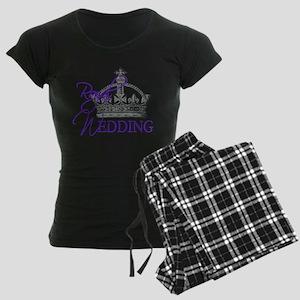 Royal Wedding London England Pajamas