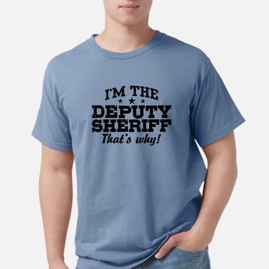 Funny Deputy Sheriff T-Shirt