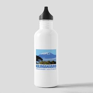 Mount Kilimanjaro Water Bottle
