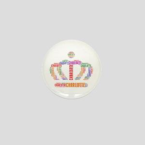 crown Mini Button