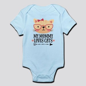 My Mommy Loves Cats Body Suit