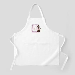Hot Scots Wear Pink BBQ Apron