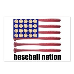 Baseball Nation Postcards (Package of 8)