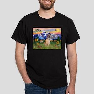 Mt Country / Shar Pei (#5) Dark T-Shirt
