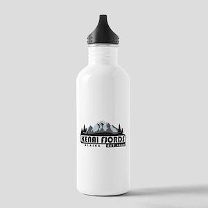 Kenai Fjords - Alaska Stainless Water Bottle 1.0L