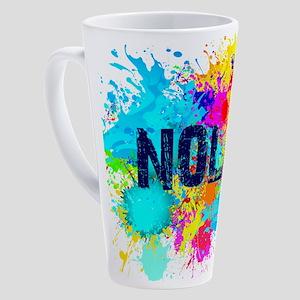 Good Vibes NOLA Burst 17 oz Latte Mug