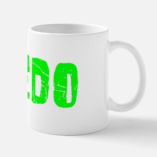 Laredo Faded (Green) Mug