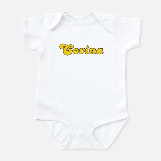 Retro Covina (Gold) Infant Bodysuit