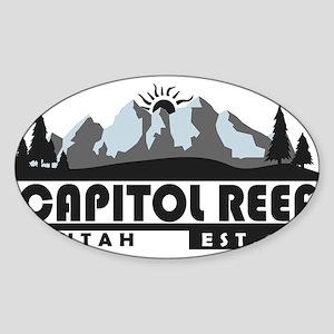 Capitol Reef - Utah Sticker