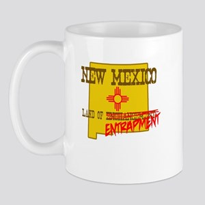 NM: Land of ENTRAPMENT Mug