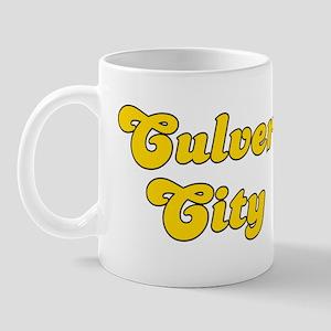 Retro Culver City (Gold) Mug