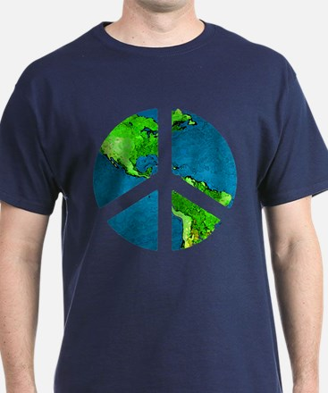 Peace Sign Kids T-Shirt