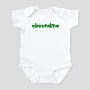Obey! Infant Bodysuit