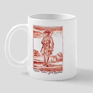 Calico Jack Pirate Mug