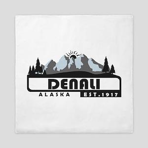 Denali - Alaska Queen Duvet