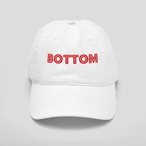 Retro Bottom (Red) Cap
