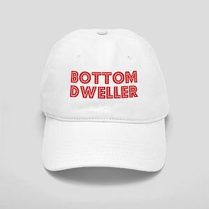 Retro Bottom Dwel.. (Red) Cap