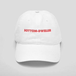 Retro Bottom-Dwel.. (Red) Cap