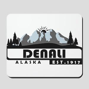 Denali - Alaska Mousepad