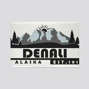 Denali - Alaska Magnets