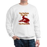 Gymnastics Sweatshirt - Perform