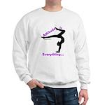 Gymnastics Sweatshirt - Attitude