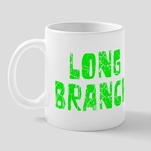 Long Branch Faded (Green) Mug