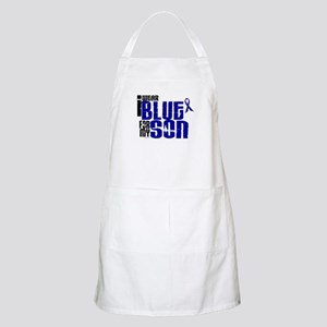 I Wear Blue For My Son 6 BBQ Apron