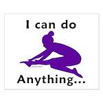 Gymnastics Poster - Anything