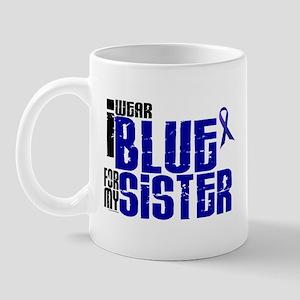 I Wear Blue For My Sister 6 Mug