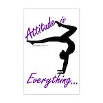 "Gymnastics Poster 11""x 17"""
