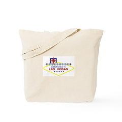 Las Vegas Getaway Tote Bag